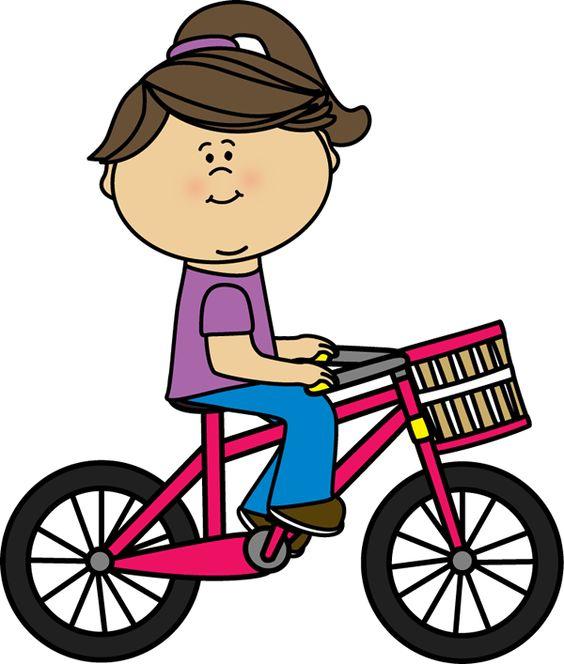 564x664 Bike Clipart Children'S