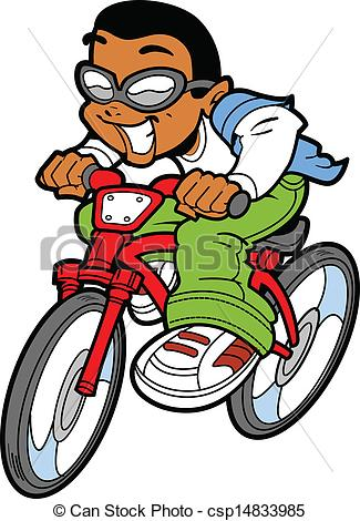 325x470 Bicycle Rider Clipart