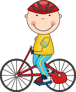 265x320 Bike Clipart Kid Bicycle