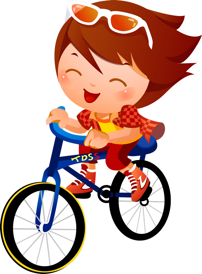 670x907 Bicycle Clipart Kid Tricycle