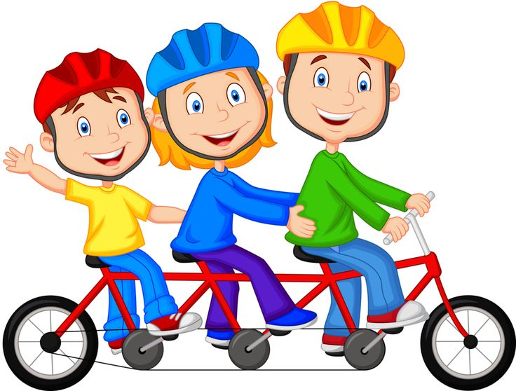 736x558 Bicycle Clipart Riding Bike
