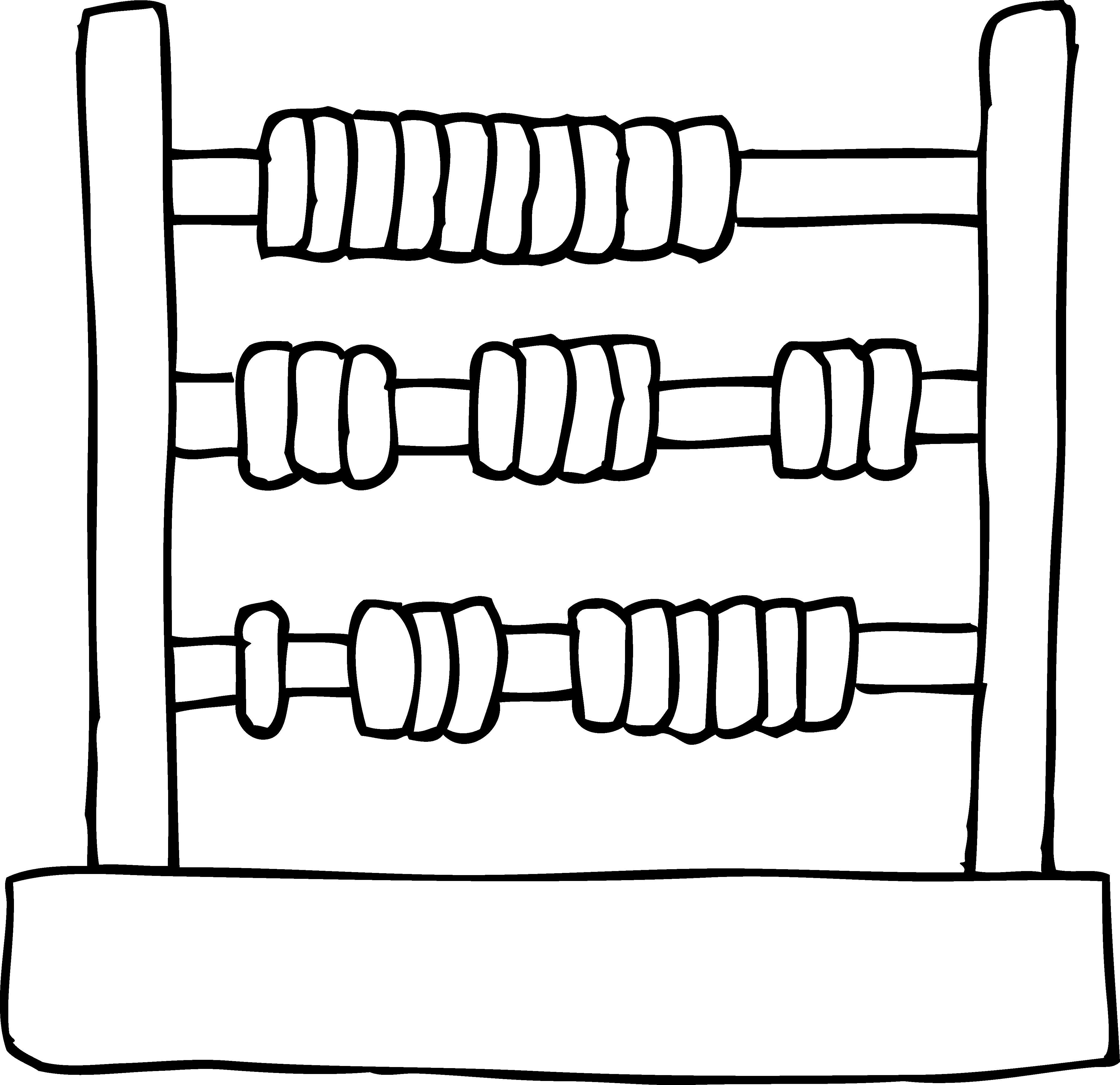 4177x4047 Math Clipart Black And White