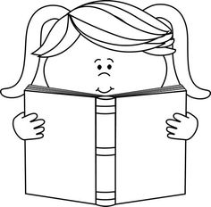 236x232 Reading A Book Clip Art Image