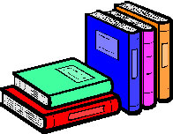 196x152 Novel Clipart Library Books Clip