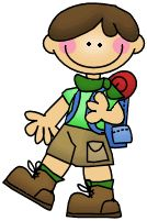134x201 Camping Clipart Children'S