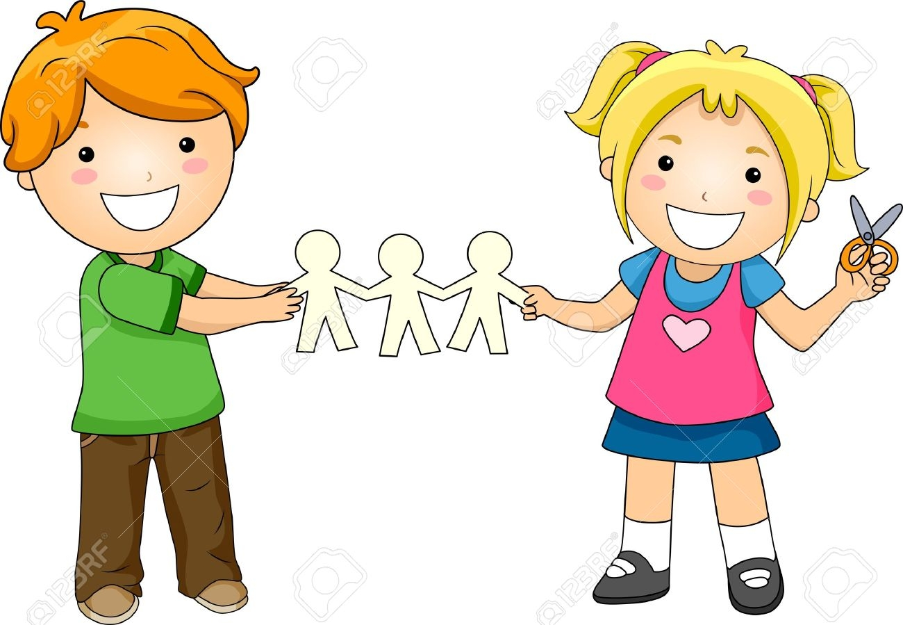 1300x899 Cartoon Clipart Of Children