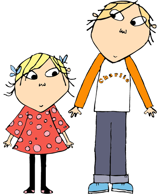 507x628 Charlie And Lola Clip Art Images