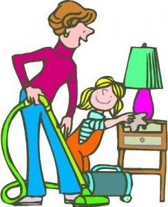 244x300 Chores Clipart