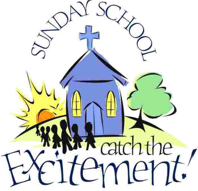 640x616 Church Clipart Sunday School