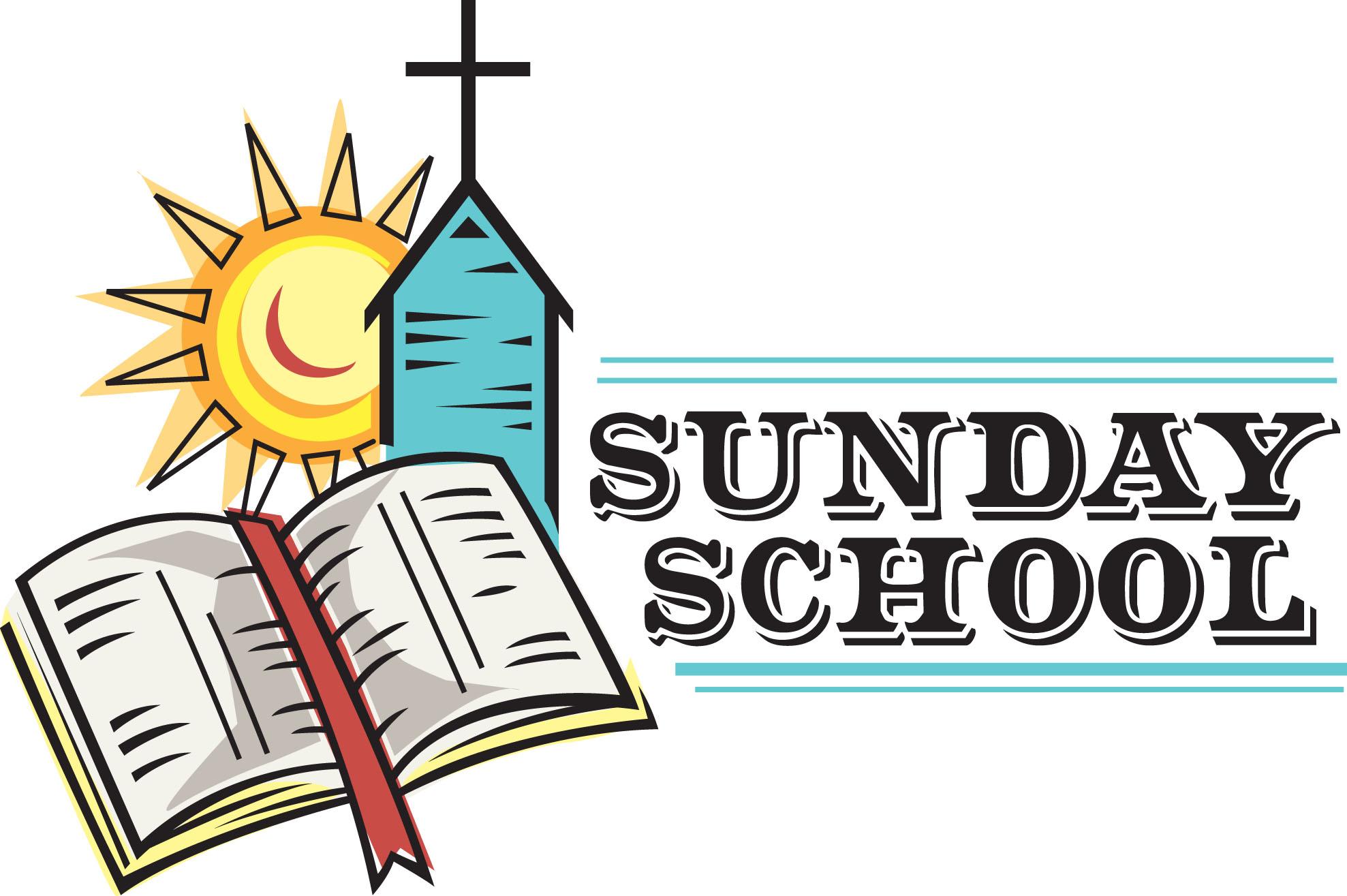 1977x1315 Sunday Clipart