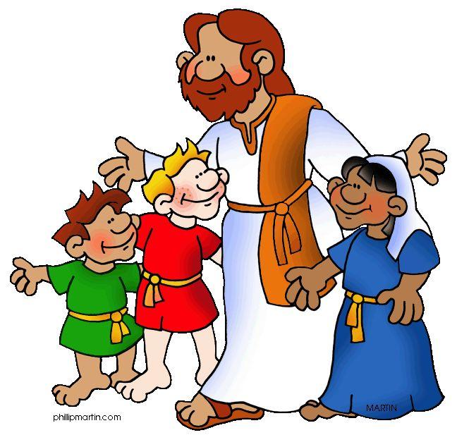 648x617 Children's Bible Story Clip Art