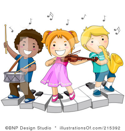 400x420 Music In The Classroom Clipart