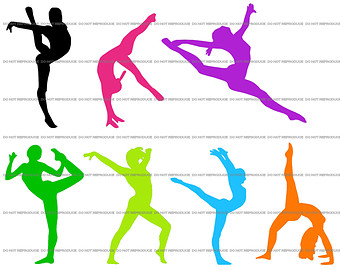 340x270 Gymnasticsdancegymnast Clip Art