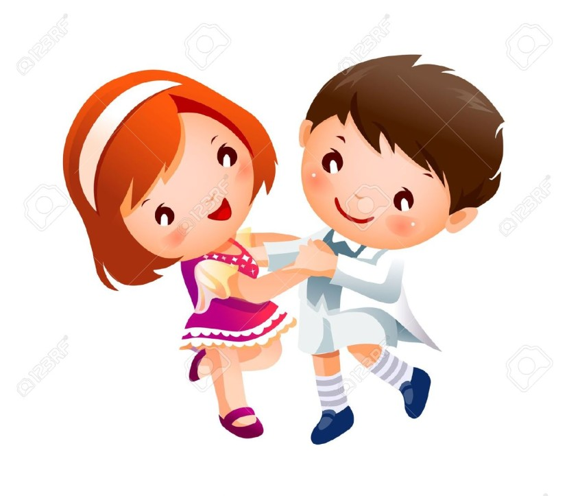 830x723 Kids Dancing Clip Art