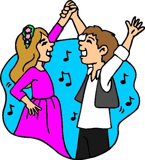 490x541 Dance Clipart Dancing Clip Art 4 Clipartcow Clipartix 3
