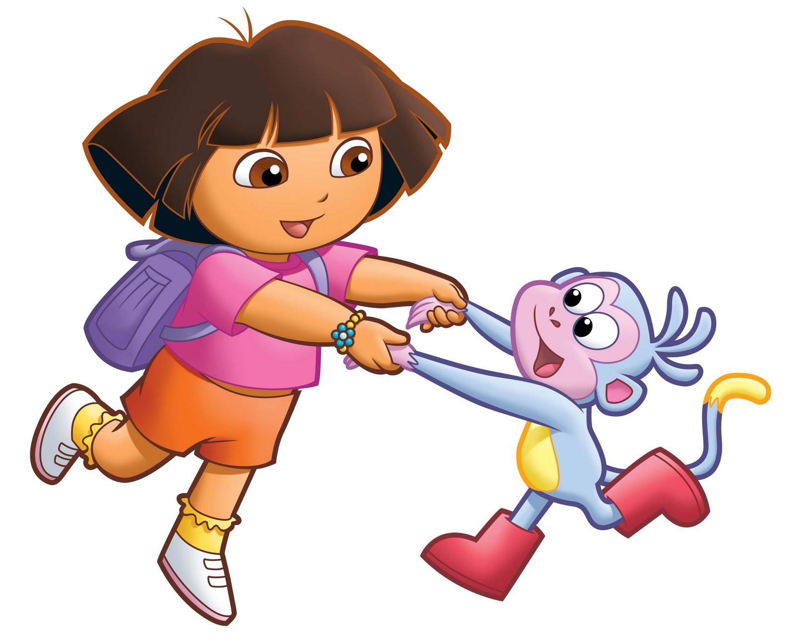 1600x1280 Dancing Clipart Dora