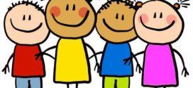 272x125 Happy Children Clip Art