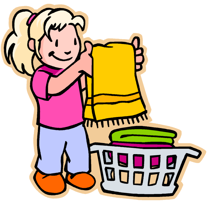 694x675 Free Laundry Clipart Clip Art Image