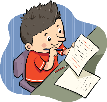 418x399 Homework Clip Art For Kids Free Clipart Images 6 2
