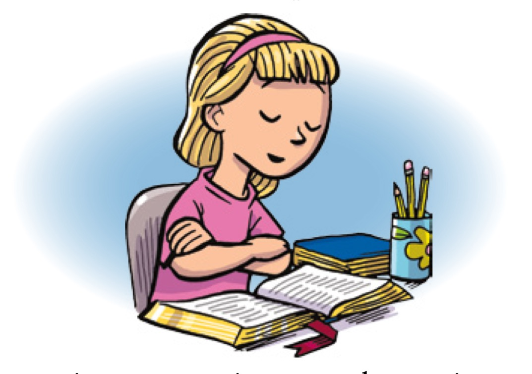 1073x755 Homework Clipart Friend