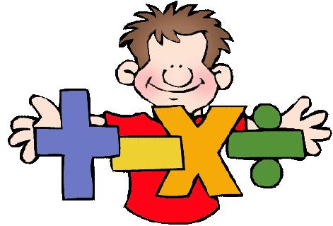 471x319 Kids Doing Math Clip Art