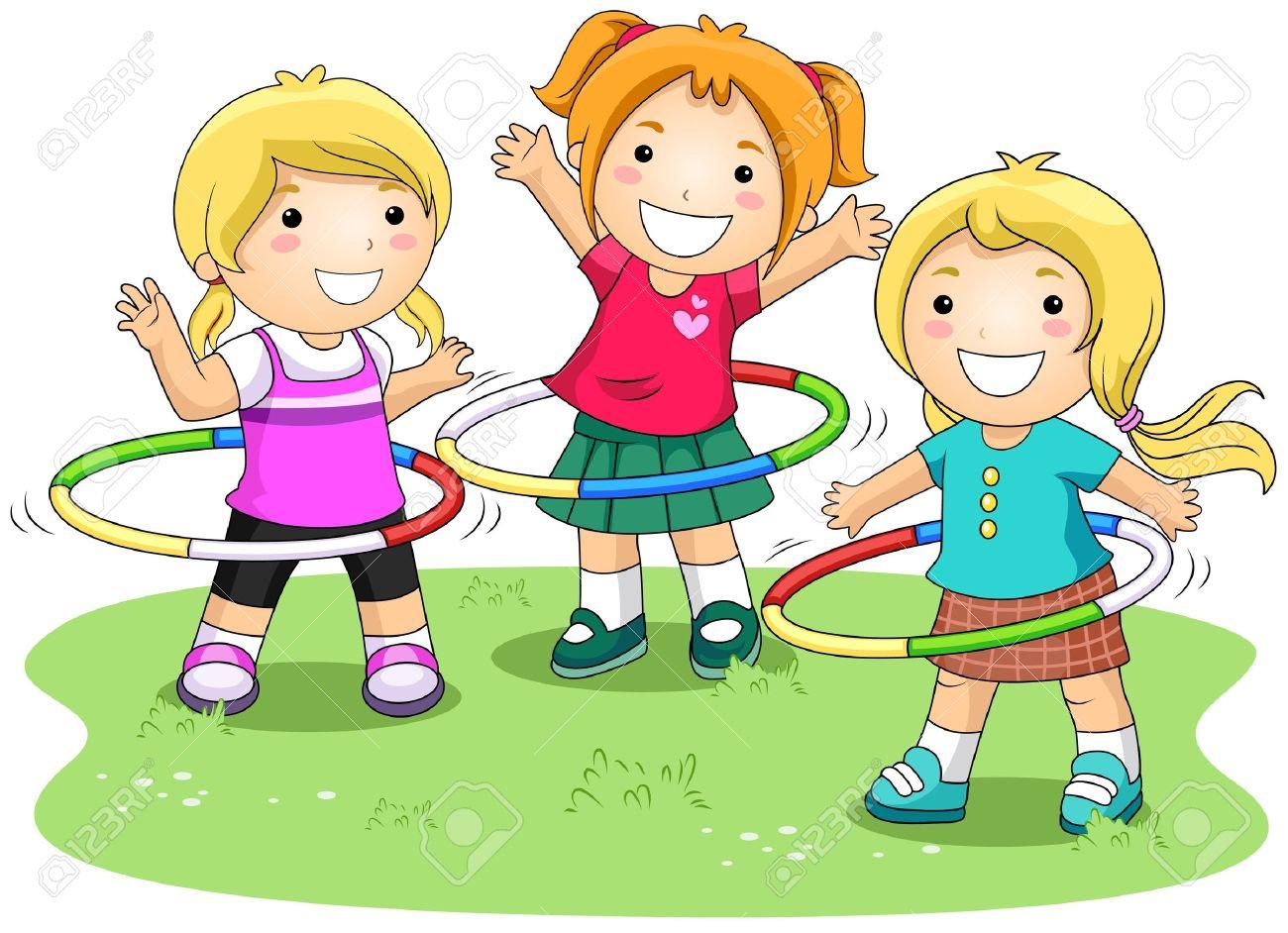 1300x942 Kids Exercise Clip Art 101 Clip Art