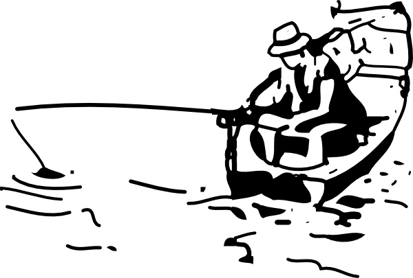 600x405 Fishing Boat Clipart