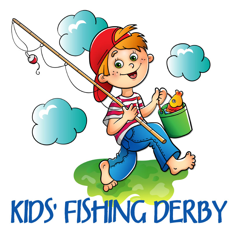 800x800 Kids Fishing Derby Free!
