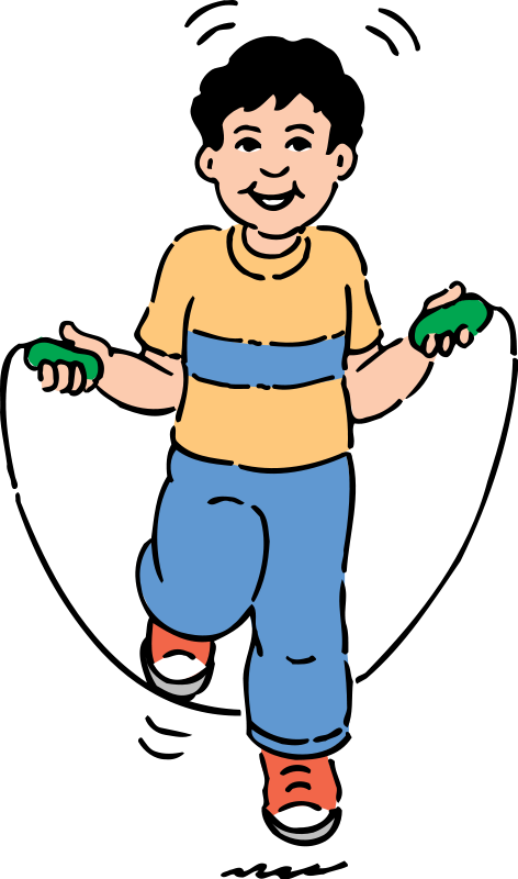 472x800 Energy Clipart Kid Fitness