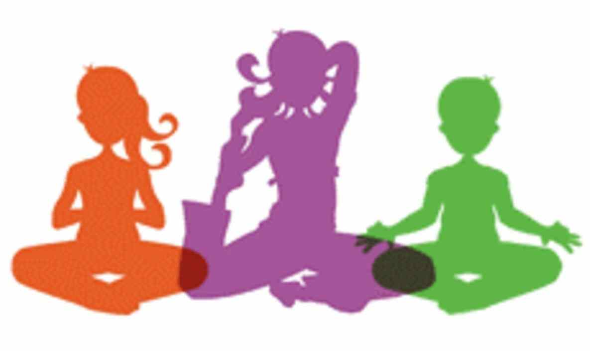 1185x705 And In Color Cute Stock Vector Shutterstock Cute Yoga For Kids