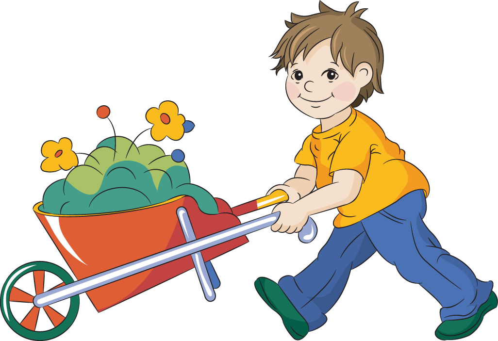 1026x703 Gardening Clipart