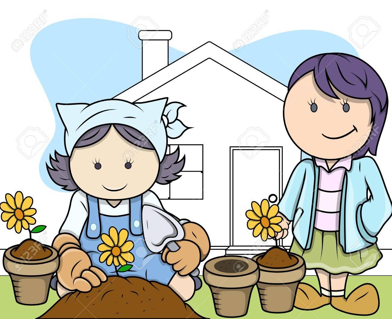 1300x1057 Gardening Hobby