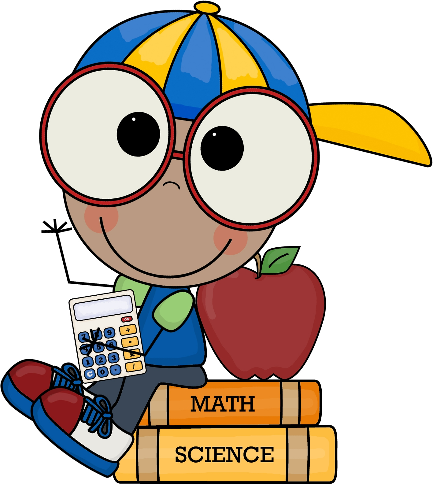 1416x1583 Get Ready For School Clipart