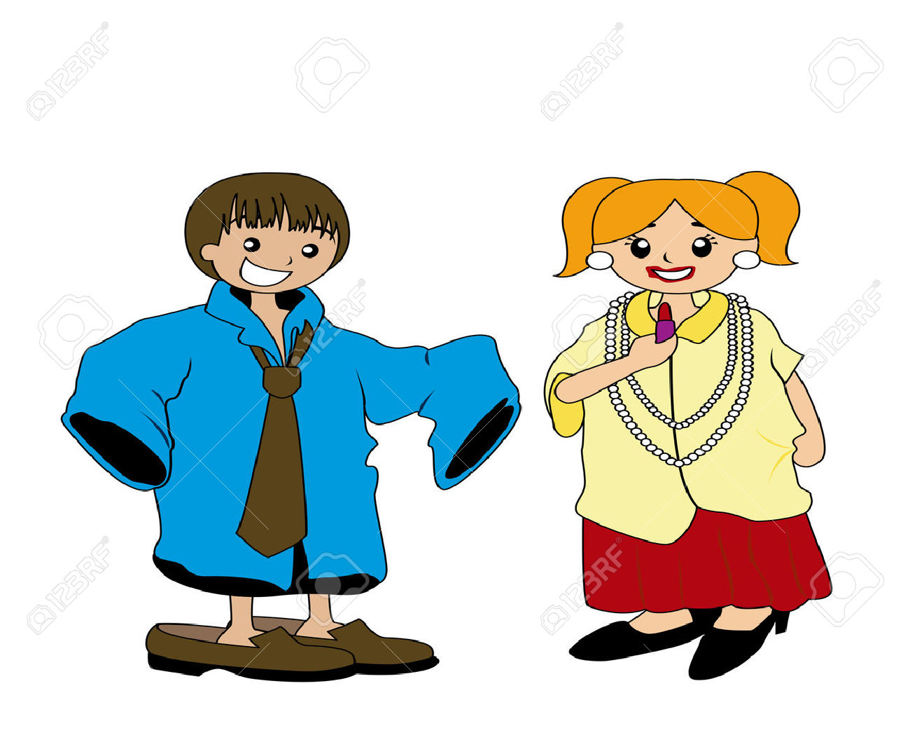 1300x1069 Childrens Author Dress Up Clipart