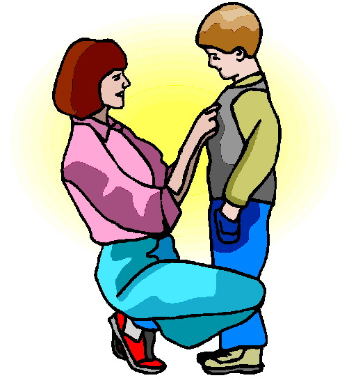 502x543 Best Getting Dressed Clip Art