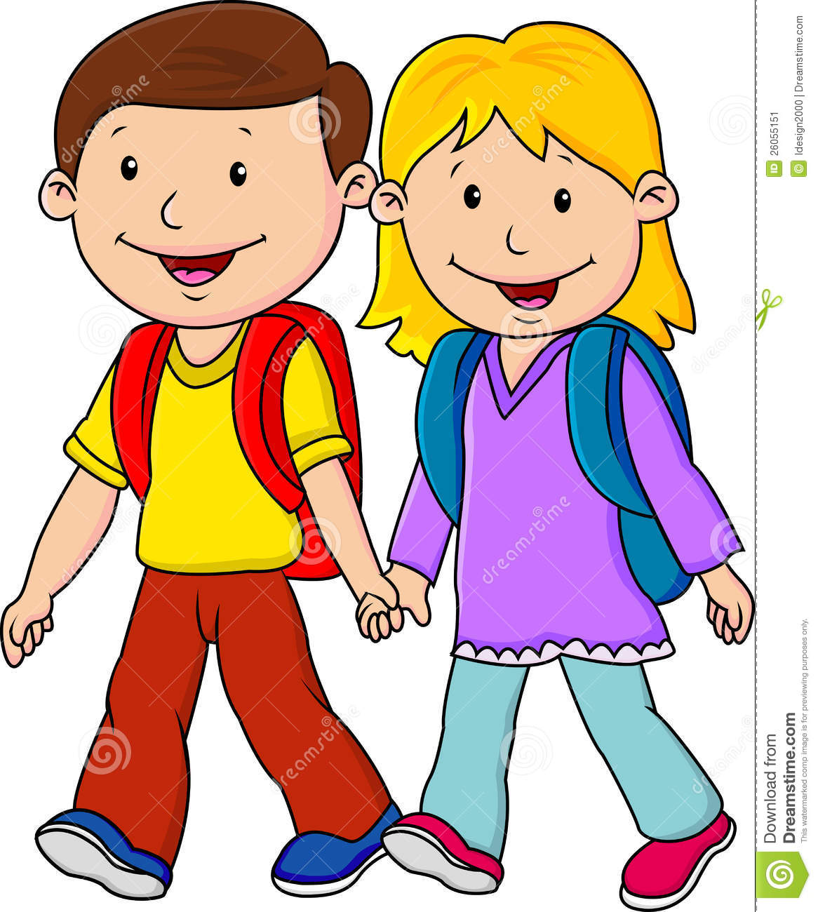 1166x1300 Clipart children going to school