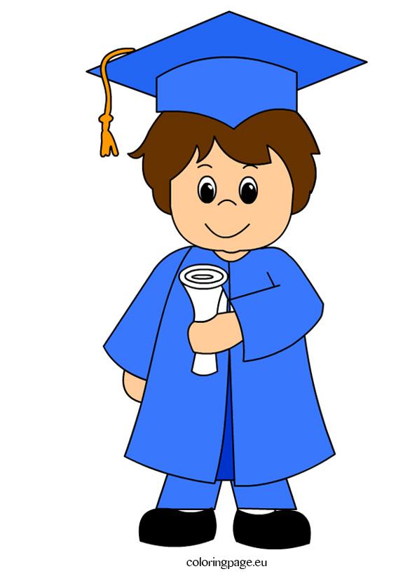 kids graduation clipart 29 - Kindergarten Graduation Clipart