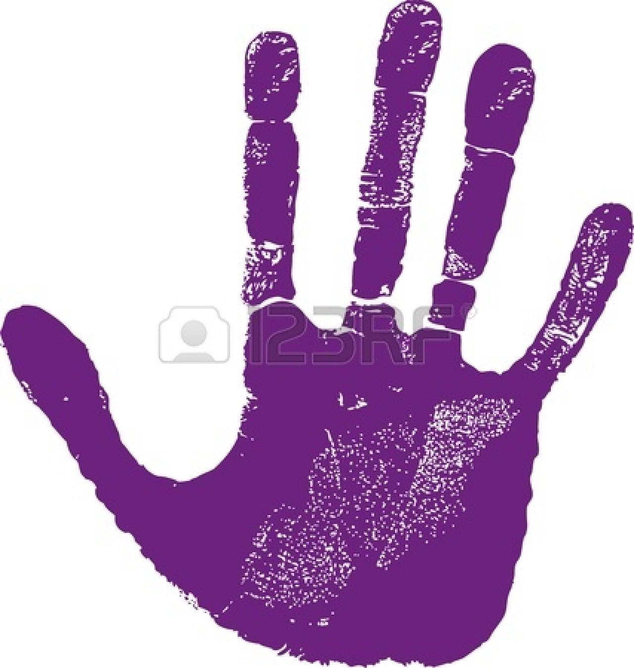 1281x1350 Handprint Clipart Left