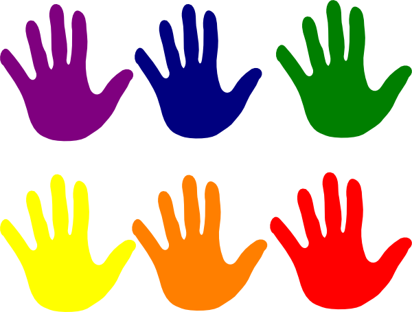 600x454 Finger Clipart Child Hand