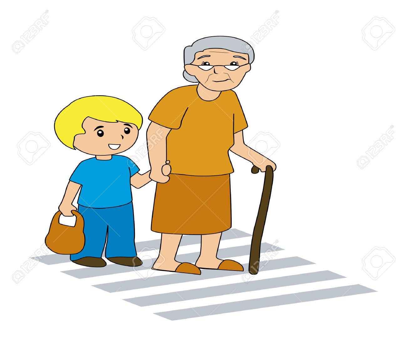 1300x1089 Kind Grandma Clipart, Explore Pictures