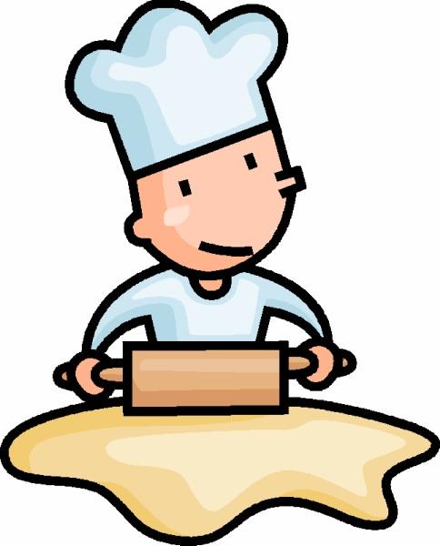 484x600 Baking Clipart Kids Cook