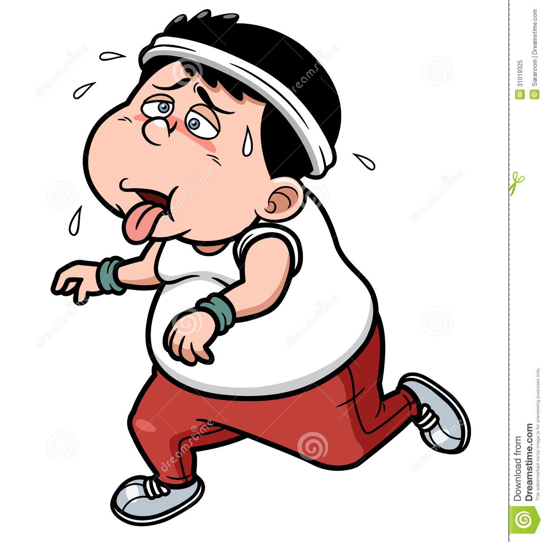 1309x1300 Man Jogging Clipart