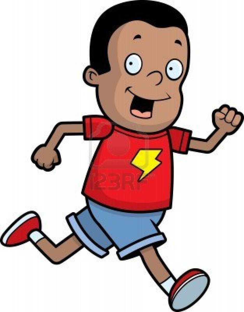 Kids Jogging Clipart   Free download on ClipArtMag