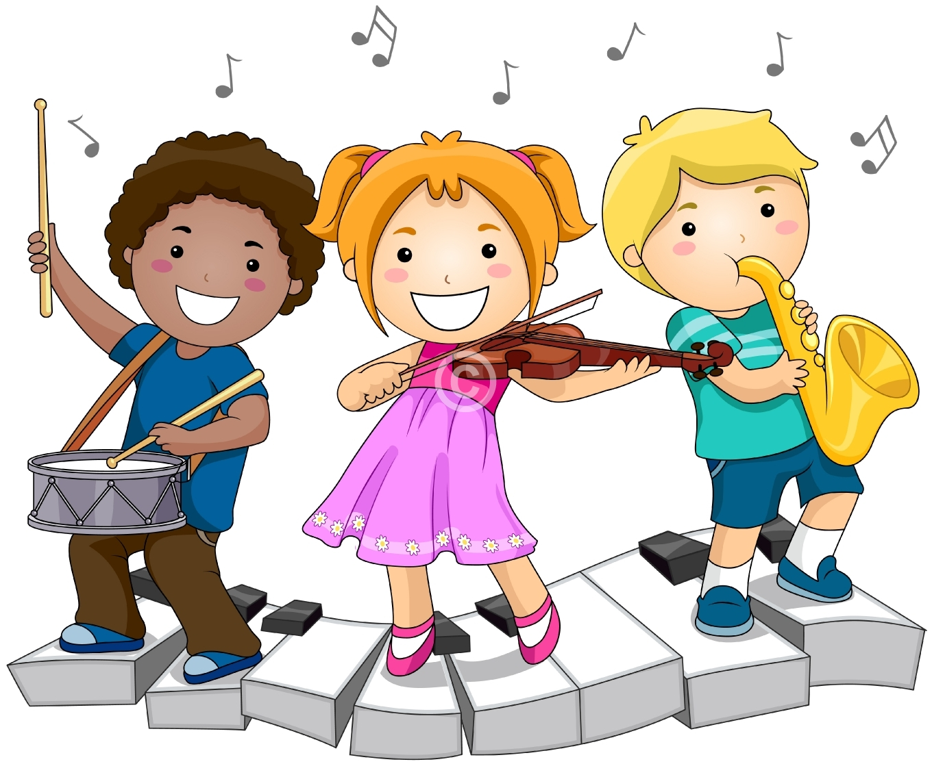 1360x1116 Bits And Pixels Bnp Lucena Kids Playing Music Bits And Pixels