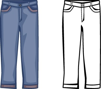 kids pants clipart free download best kids pants clipart