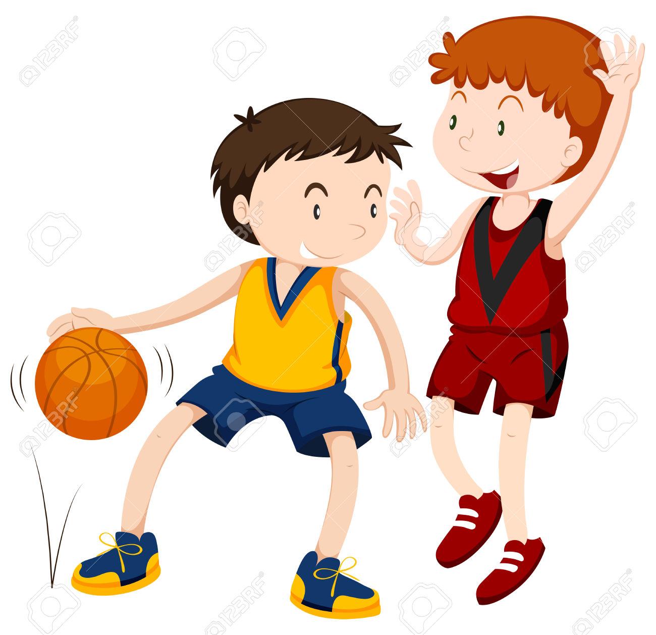 1300x1258 Boys Basketball Clipart 101 Clip Art