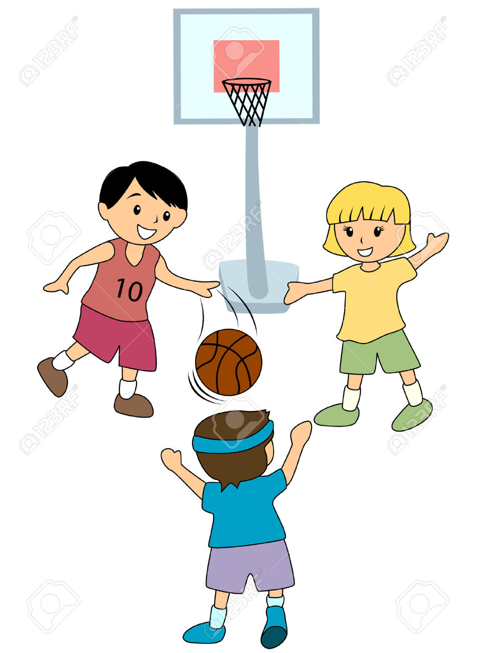979x1300 Basketball Kid Clipart, Explore Pictures