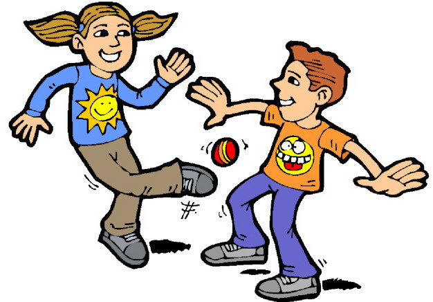 626x436 Children Playing Kids Summer Clipart Free Images 2