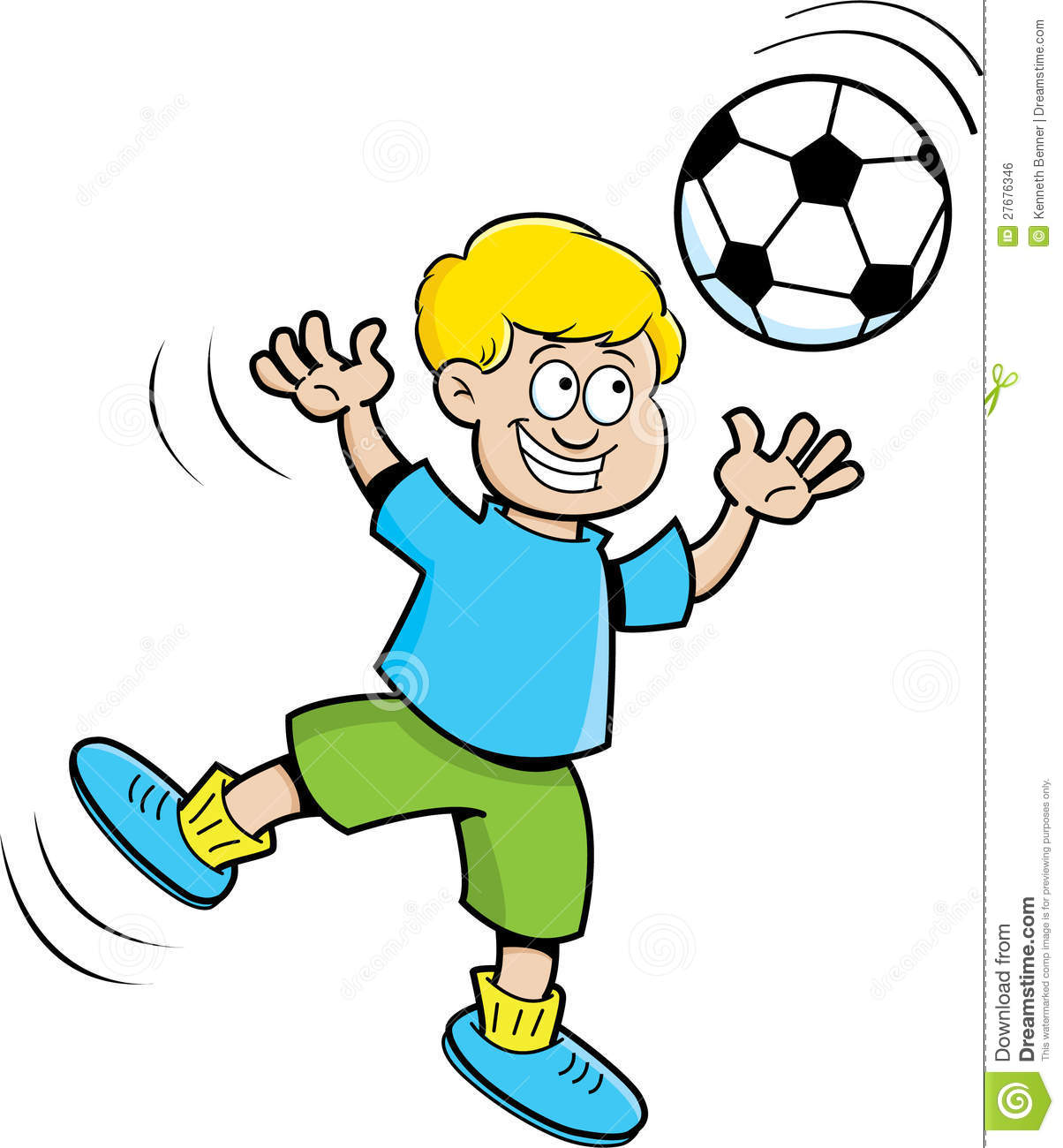 1204x1300 Kid Playing Soccer Clip Art