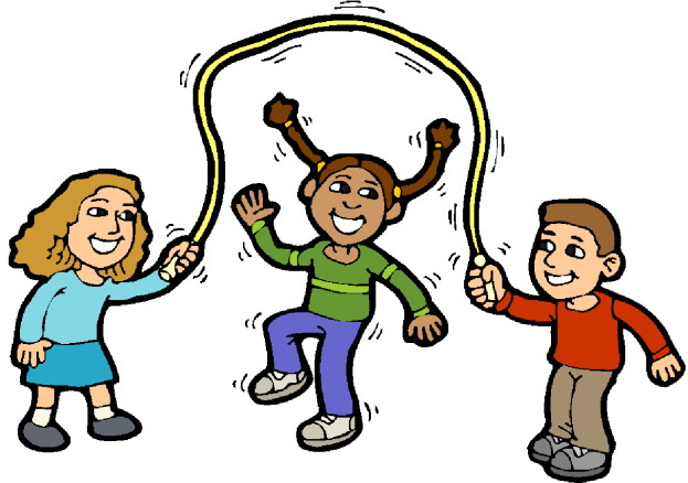 623x438 Children Playing Playing Outside Clipart Kid
